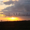 Winter solstice <br /> Lua Makika sunset<br /> (c) Kalei Nuuhiwa