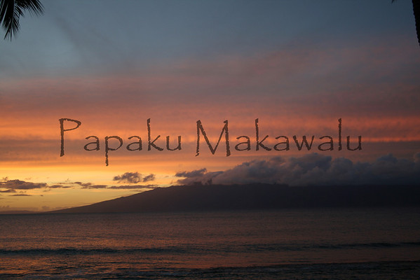 Molokai (taken from Napili, Maui)<br /> (c) Kuulei Kanahele