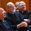 Bishop Schuerman, Fr. Kilianski and Fr. Morawiec