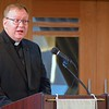Fr. Brad Krawczyk, SHSST director of liturgy, was the emcee for the day.