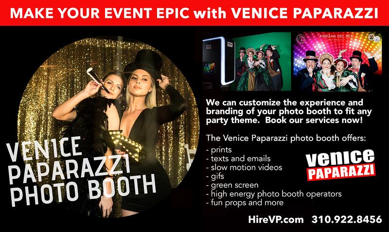 Venice Paparazzi Ads