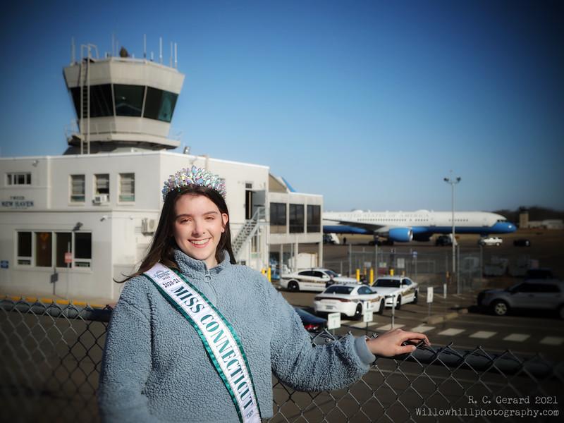 IUM Miss Connecticut Teen; Kaitlyn Klampert