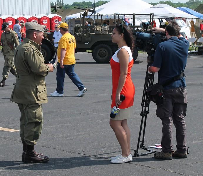 WFMZ CH69 reporter Amanda VanAllen - Pennsylvania