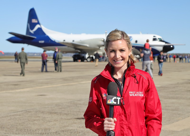 NBC CT Meteorologist - Kaitlyn McGrath