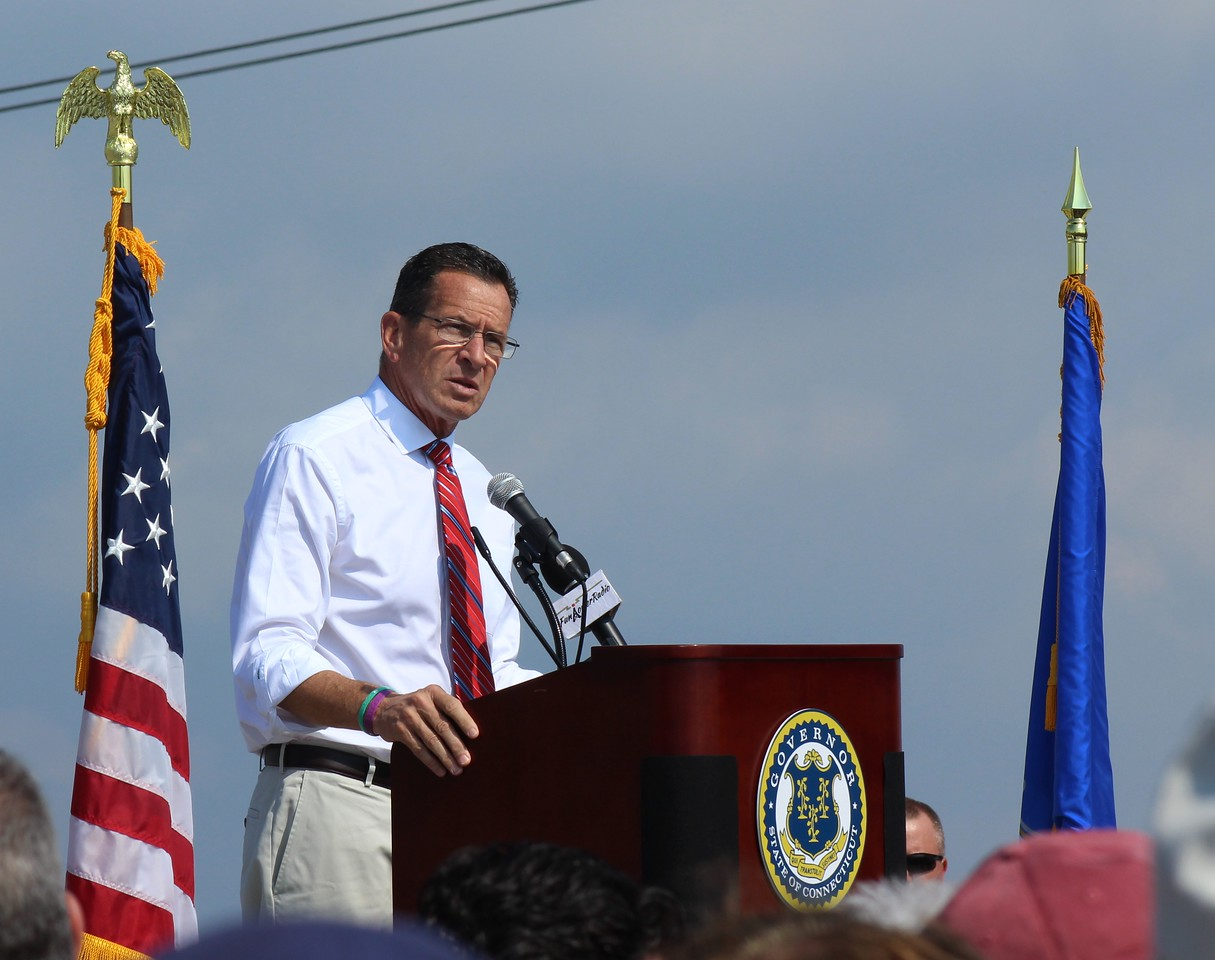 Governor Dannel Malloy (D) CT,