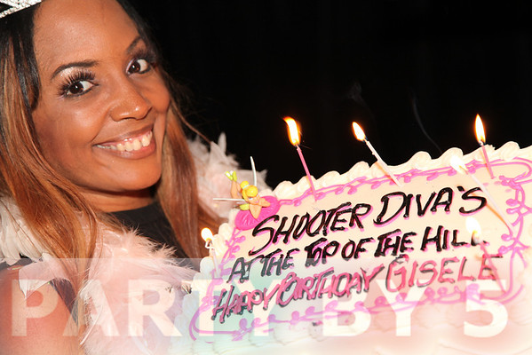 "Paparazzi Comedy Presents Glitter Rose Live in Concert ""Shooter Diva's Top of The Hill"" Birthday Bash at Saddle Ranch Universal"