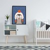 Cute minimalism in nursery