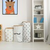 Simple decor in baby room