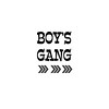Boys gang