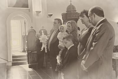 Pappas Baptism