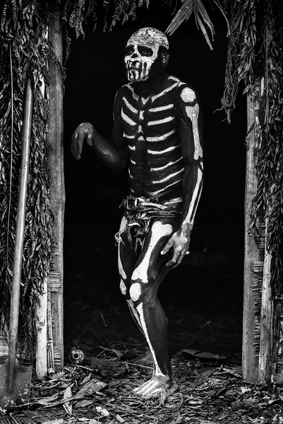 Paiya  Skeleton man
