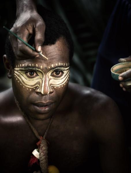 Tribal artform