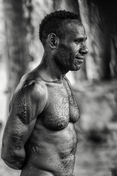 Papuan crocodile cult