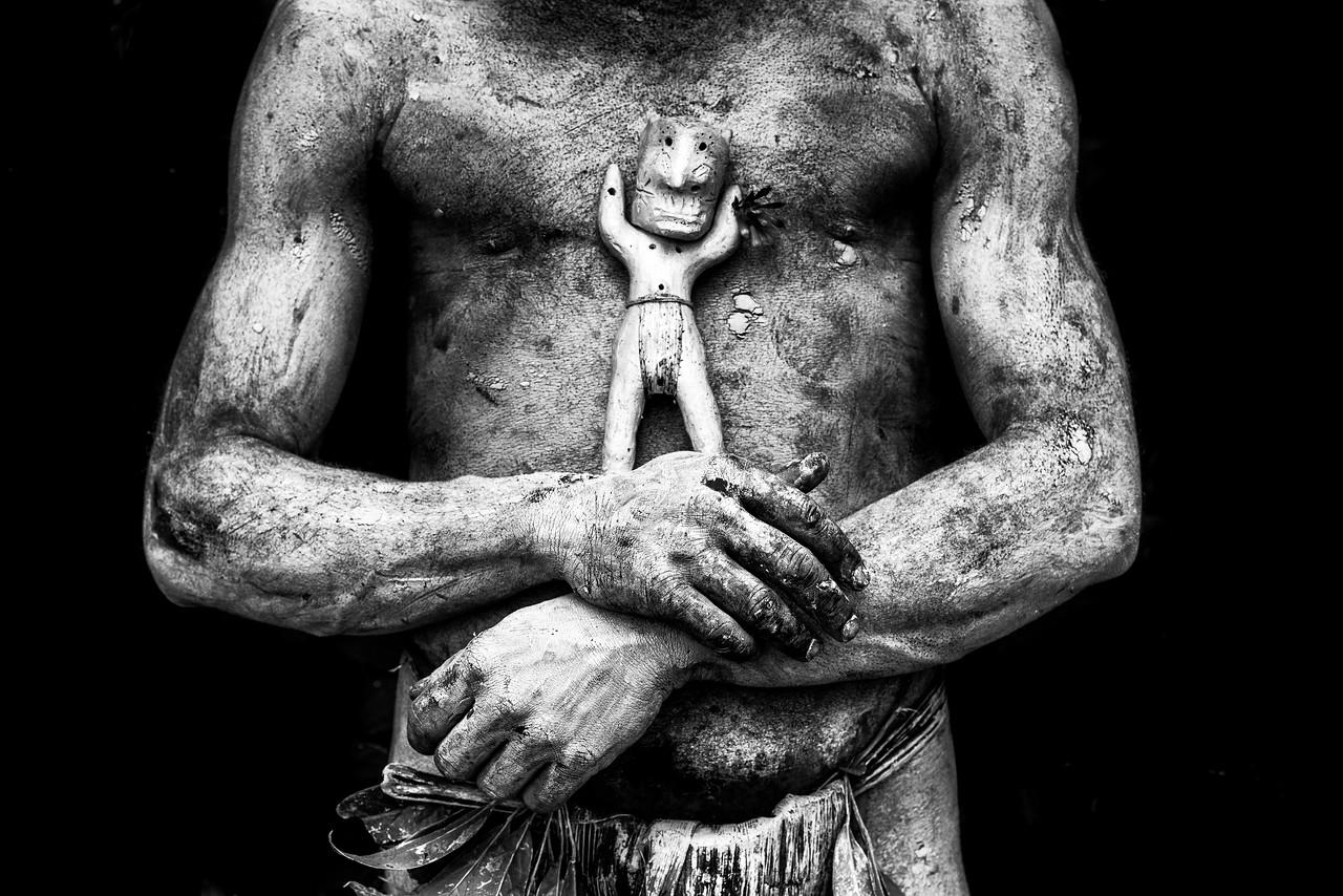 Mudman in Mono  Paiya