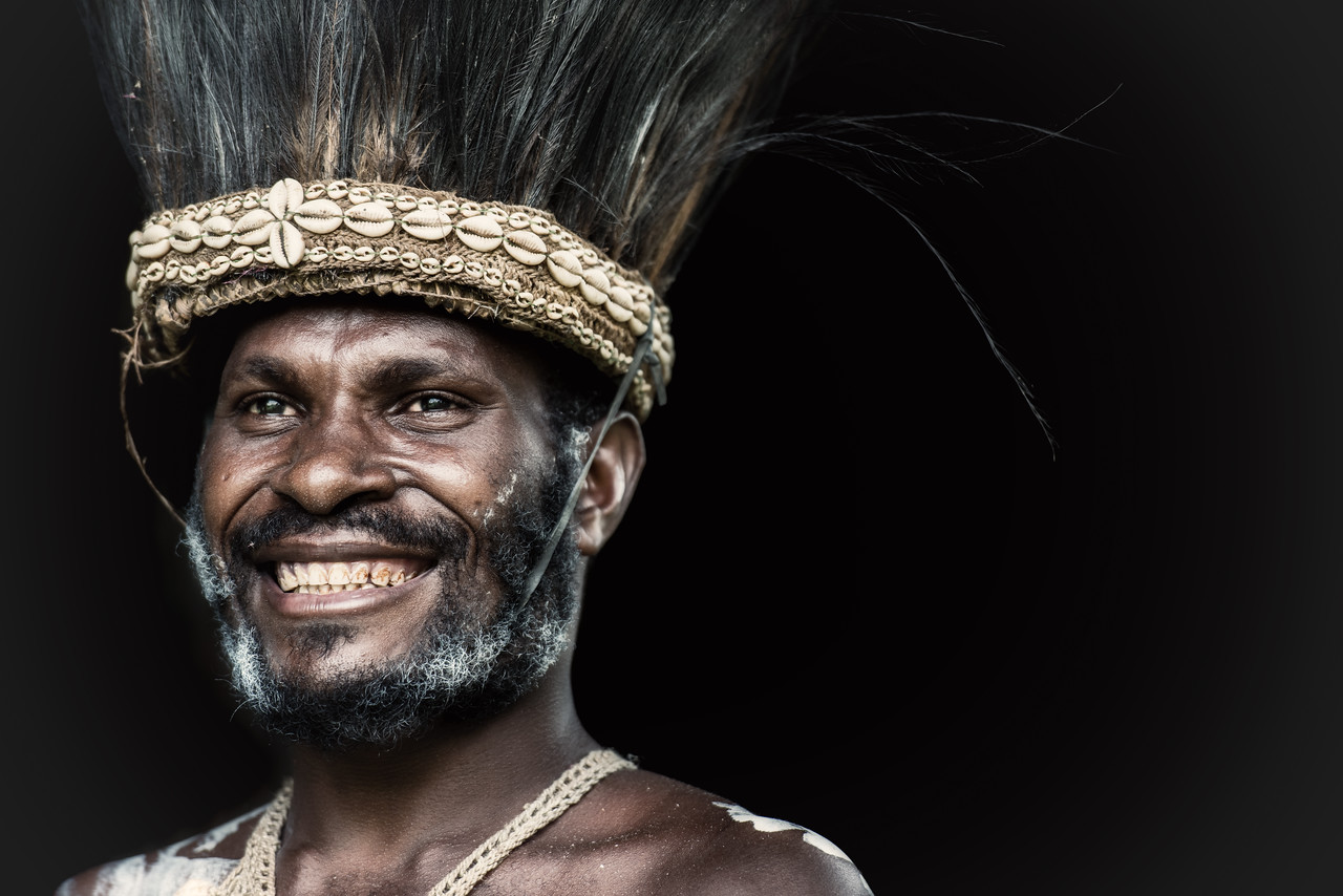 Kangunaman smile