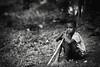 Kanganamun tribes boy