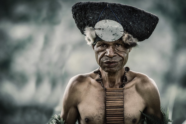 Of the Papuan people