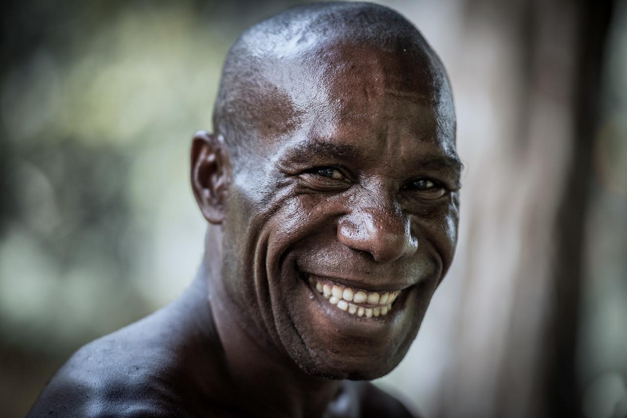 Happy Papuan