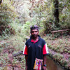 One of our local guides while in the Tari Highlnads. Papua New Guinea