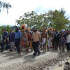 Candidate Procession, Southern Highlands, Papua New Guinea