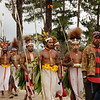 Candidate Procession from Enga Tribe, Southern Highlands, Papua New Guinea