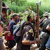 Warrior Procession Passes By, Southern Highlands, Papua New Guinea