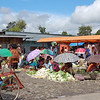Local market outside of main Baliem Valley town of Wamena. West Papua
