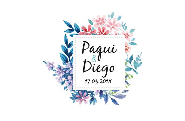 Paqui & Diego - 17 marzo 2018