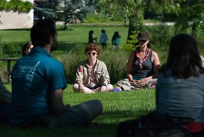 Méditation, toujours et encore