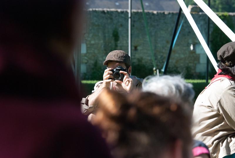 Photographe photographié