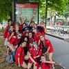 Strasbourg souhaite la bienvenue aux scouts