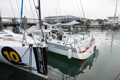 Bassin des Chalutiers Port de La Rochelle