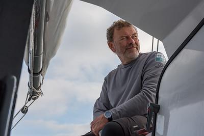 Marc Dubos skipper Esprit Scout