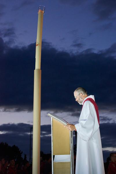 Lecture de l'Evangile