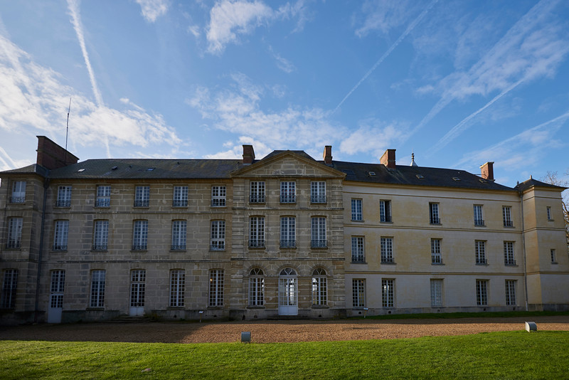 Le chateau de Jambville