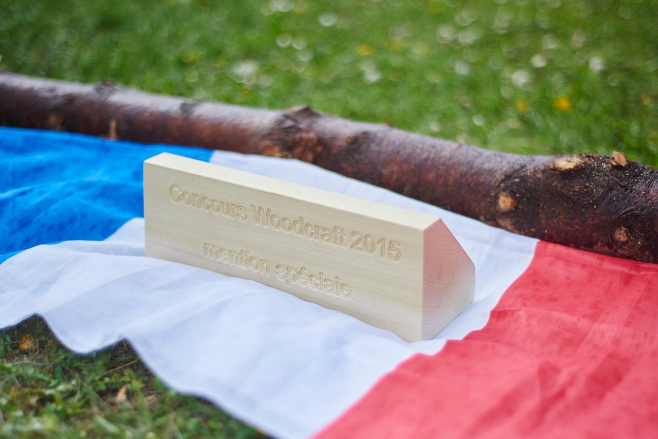 Prix mention spéciale pour la France !