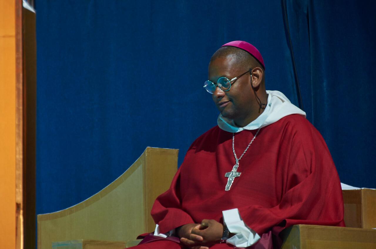 L'évêque de Martinique