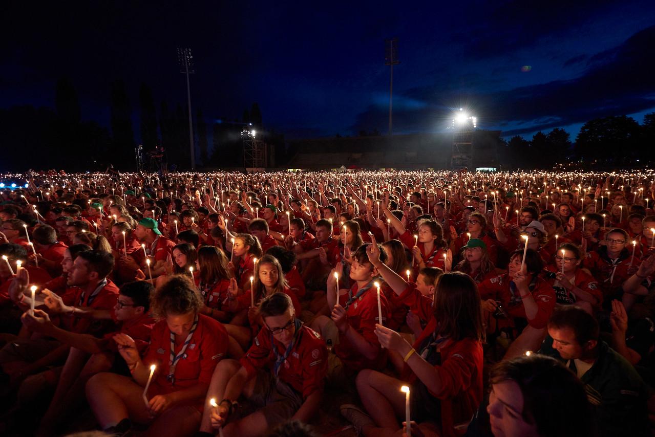 Salut aux confirmés et bougies
