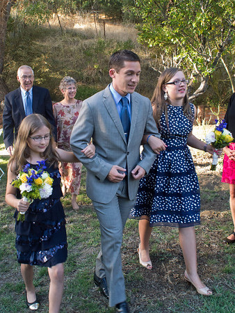 Andrew & Barbara's Wedding
