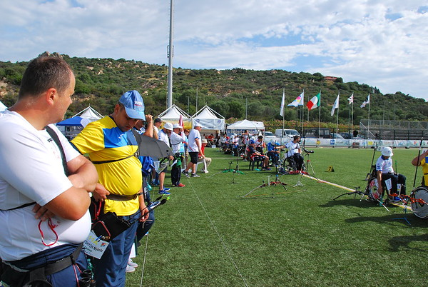 Day 3 - Recurve Qualification and Mixed Team