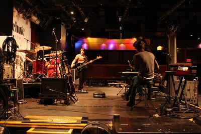 Parachute at Paradise Rock Club - Boston, MA Jan 7, 2010