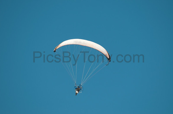 Parachute Flying