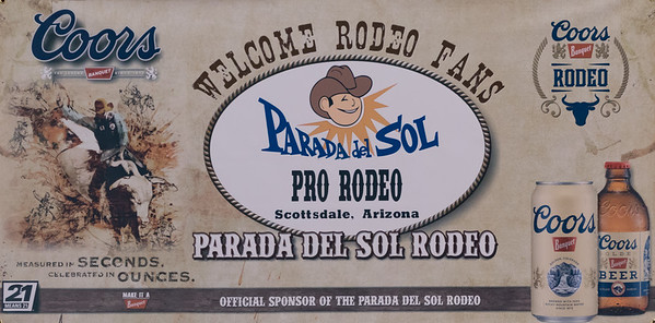 Parada Del Sol Rodeo Scottsdale March 12, 2017