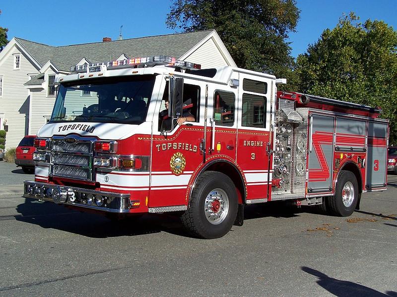 Topsfield Engine 3 - 2010 Pierce Impel 1500/750/25F