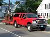 Medfield, MA Truck 806 - 2003 Ford F-350 4x4 Utility pulling 1874 Hand Tub