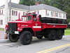 Massachusetts Forest Fire Control (DCR) Tanker 4-6 - 1993 AM General 6x6 125/650