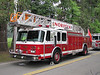 Norfolk, MA Ladder 1 - 1996 E-One 110' Rearmount