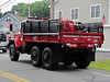 Massachusetts Forest Fire Control (DCR) Tanker 4-6 - 1993 AM General 6x6 125/650 (Working end)