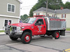 Massachusetts Forest Fire Control (DCR) Patrol 4-2 - 2003 Ford F-550/Fouts 4x4 150/500