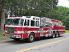 Westwood, MA Ladder 1 - 2002 E-One Cyclone II 1500/300 100' Midmount